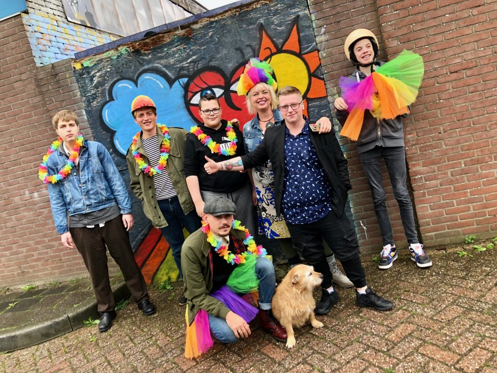 Coming Out day 2019 Stichting Dorpsacademie